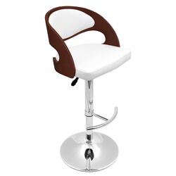 Pino Adjustable Height Swivel Barstool