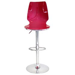 Danata Adjustable Height Swivel Bar Stool