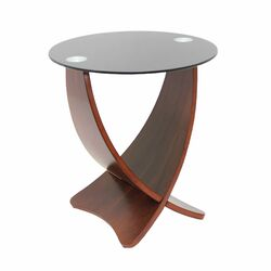 Criss Cross End Table II