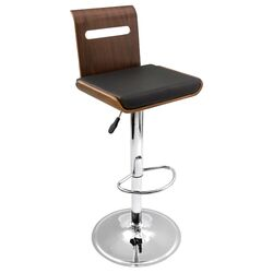 Viera Adjustable Height Swivel Bar Stool