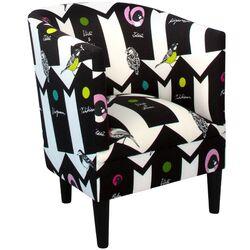 Birdhouse Barrel Chair