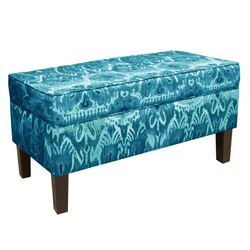 Alessandra Upholstered Storage Bench