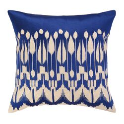 Lomita Embroidered Pillow