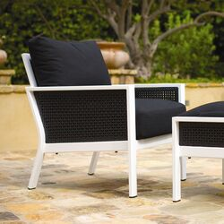 Parkview Woven Deep Seating Club Chair