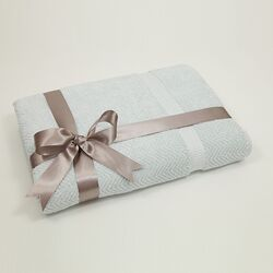 Herringbone Weave 100% Turkish Cotton Bath Sheet