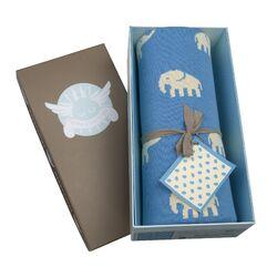 Stampede Blanket in Blue