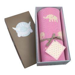 Stampede Blanket in Pink