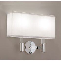 5th Ave Double Wall Sconce