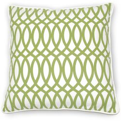 Fields Ellipse Cotton Pillow