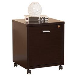1-Drawer Collin Single Equipment Trolley/File Cabinet