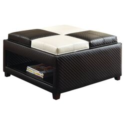 Sophisticated Cocktail Ottoman