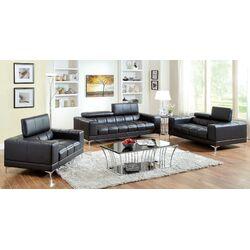Derrikke Plush Living Room Collection