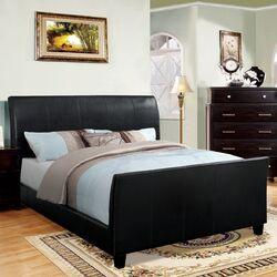 Antazia Sleigh Bed