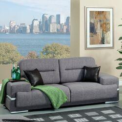 Camberg Plush Sofa
