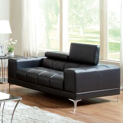 Derrikke Plush Loveseat