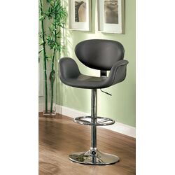 Ruperte Adjustable Height Swivel Bar Stool