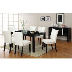 Lax Contemporary 7 Piece Dining Set