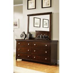 Bellwood 6 Drawer Dresser