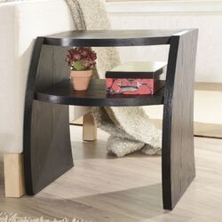 Simplistic End Table