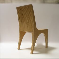 Stacked Dining Side Chair