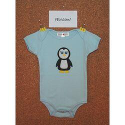 Penguin Bodysuit or Tee