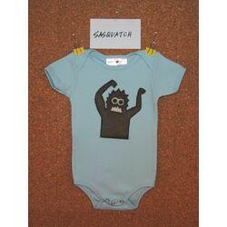Sasquatch Bodysuit or Tee
