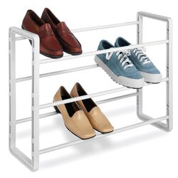 White Shoe Rack | Wayfair