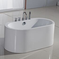 55 Inch Undermount Tub Wayfair