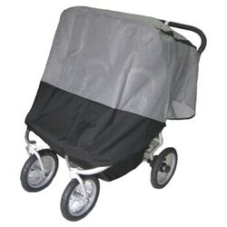 BumbleRide Indie Double Sun, Wind and insect Stroller Cover