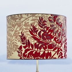 Cotton Drum Lamp Shade