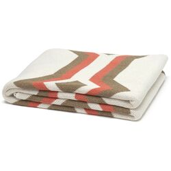 Eco Designer Serape Throw Blanket