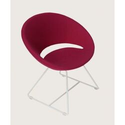 Crescent Side Chair