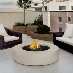 Mezzo Propane Fire Pit Table