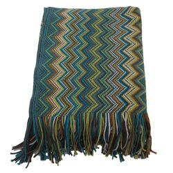Marrakesh Acrylic Throw Blanket