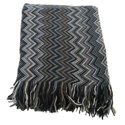 Marrakesh Acrylic Throw Blanket