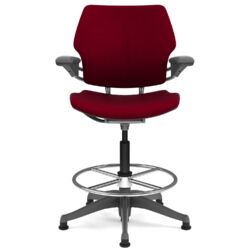 Studio Designs Height Adjustable Drafting Chair With Casters Reviews