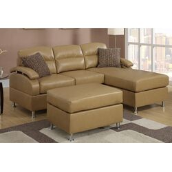Bobkona Sectional Sofa