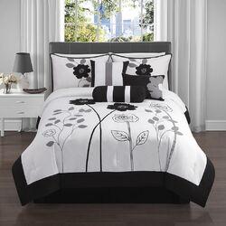 Adrienne 7 Piece Comforter Set