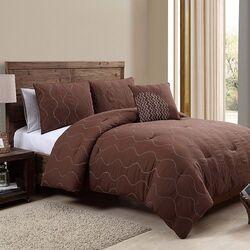 Nora 4 Piece Comforter Set