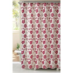 Ammie Shower Curtain Set by Victoria Classics