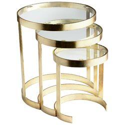 Terzina 3 Piece Nesting Tables