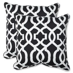 New Geo Throw Pillow