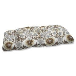 Santa Maria Wicker Loveseat Cushion