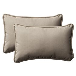 Decorative Rectangle Toss Pillow