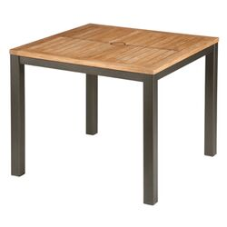 .Aura Square Dining Table