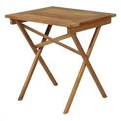 Safari Rectangular Side Table