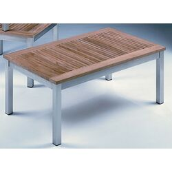 Equinox Rectangular Low Coffee Table