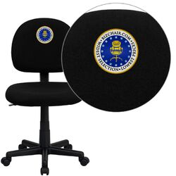 Personalized Mid-Back Ergonomic Task Chair