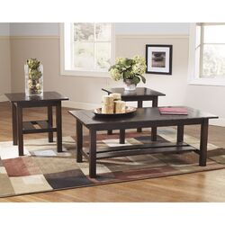 Lewis 3 Piece Coffee Table Set