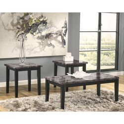 Maysville 3 Piece Coffee Table Set